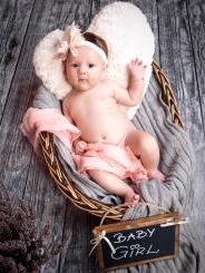 MARIANNA - sesja niemowlęca