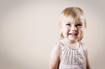 Wiktoria - sesja dziecięca