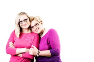 Sesja Mama i Córka