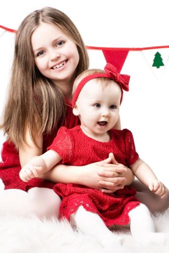 Sesja świąteczna - Al i Ola