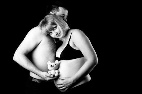 Sesja ciążowa - Kasia&Mikołaj