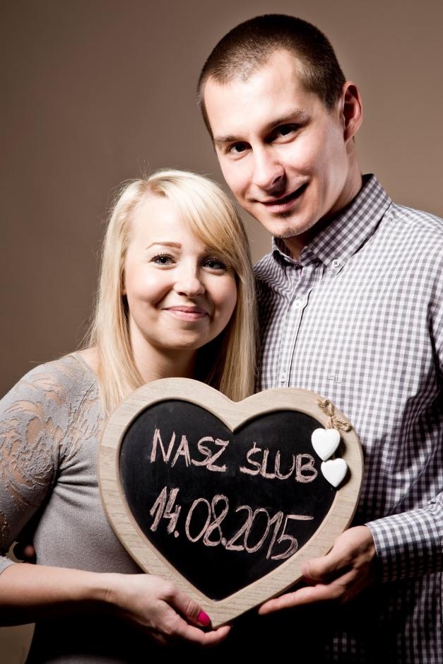 Agnieszka i Rafał - sesja narzeczeńska