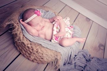 Hania - sesja noworodkowa