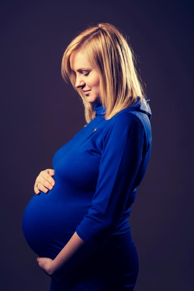 Sesja ciążowa - Ania&Michał
